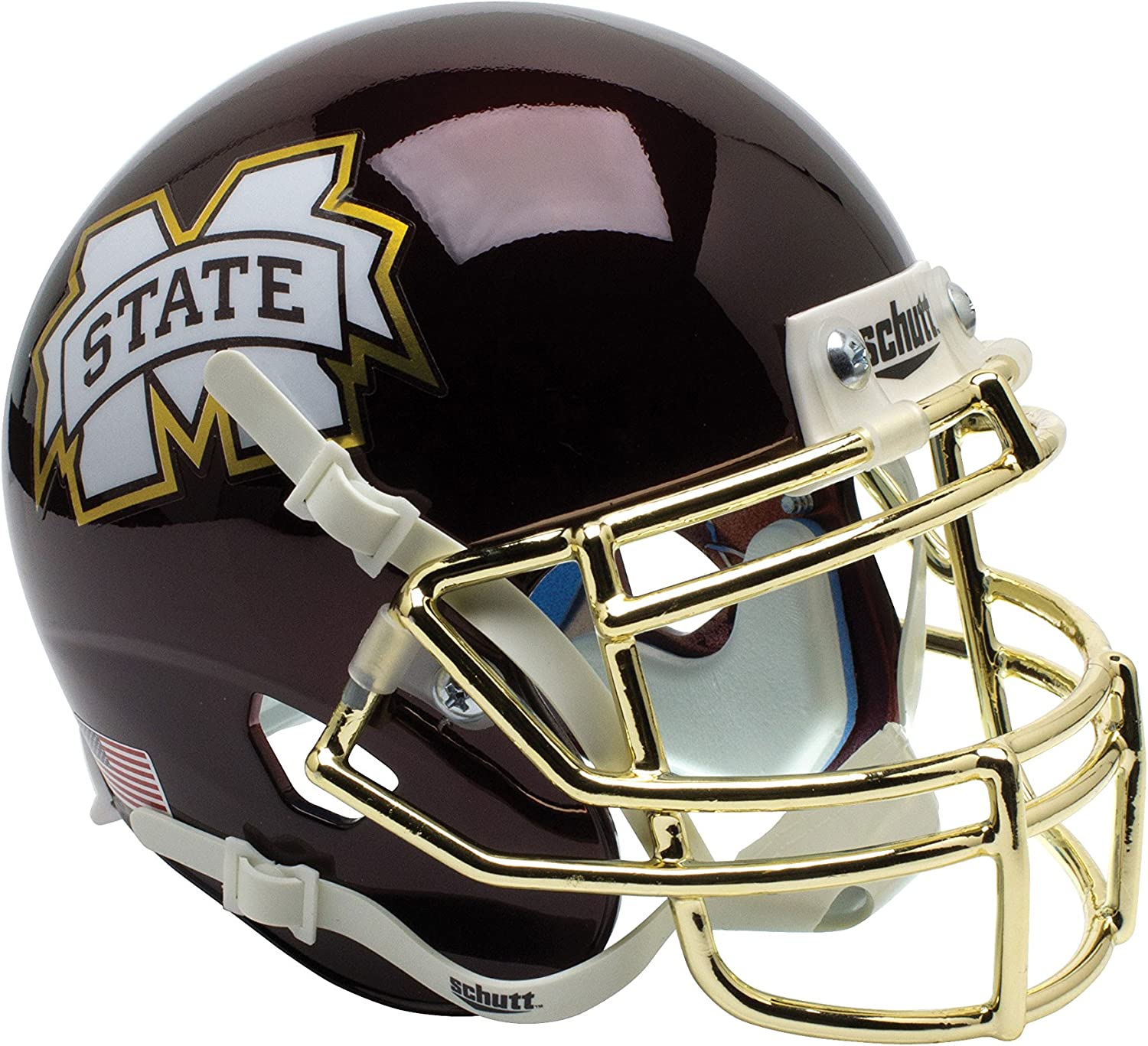 NCAA Mississippi State Bulldogs Helmet Desk Caddy One Size