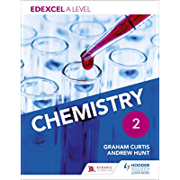 Edexcel A Level Chemistry Student Book 2 (English Edition)