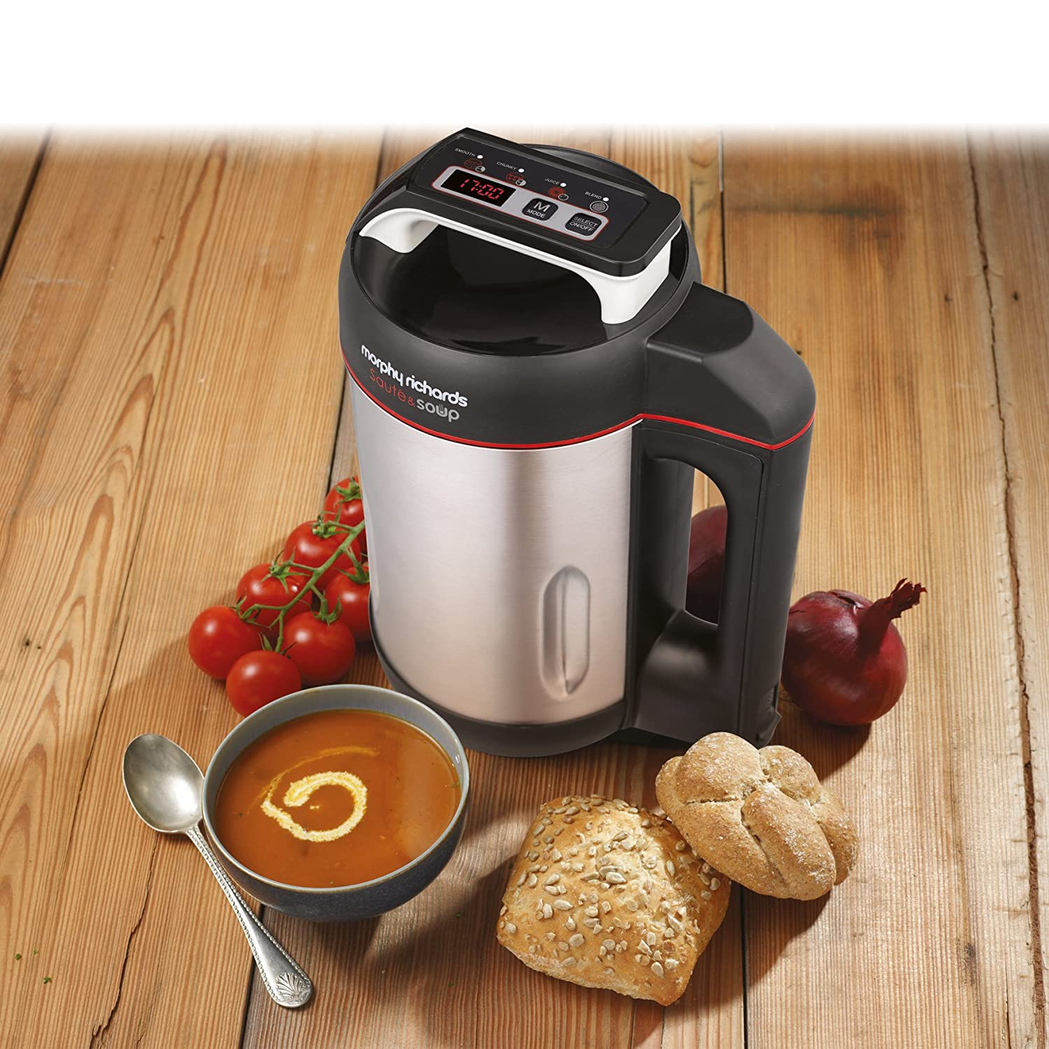 If you're looking for the best soup maker in the UK right now, take a look at our list of the top options.