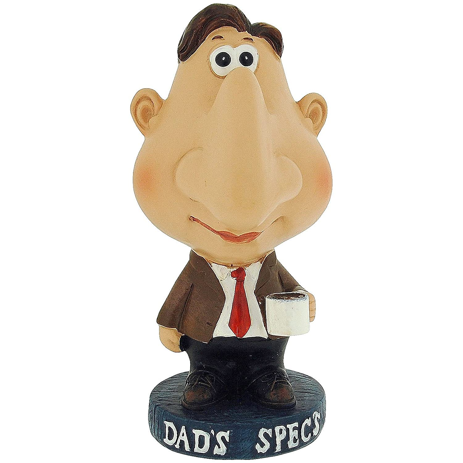 SHJ Comic Novelty Special Dad Specs/Eyeglass Holder Ornament SC851 by The Olivia Collection Joe Davies