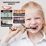Dental Expert 5 Pack Charcoal Toothbrush [GENTLE