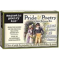 Magnetic Poetry Pride & Poetry Jane Austen Word Magnet Kit