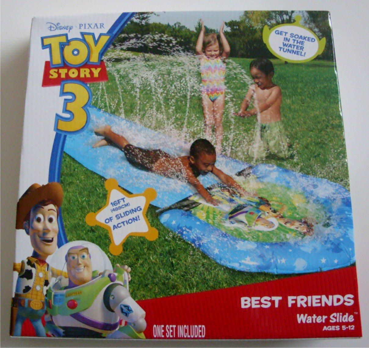 Toy Story 3 Best Friend's Water Slide by Disney