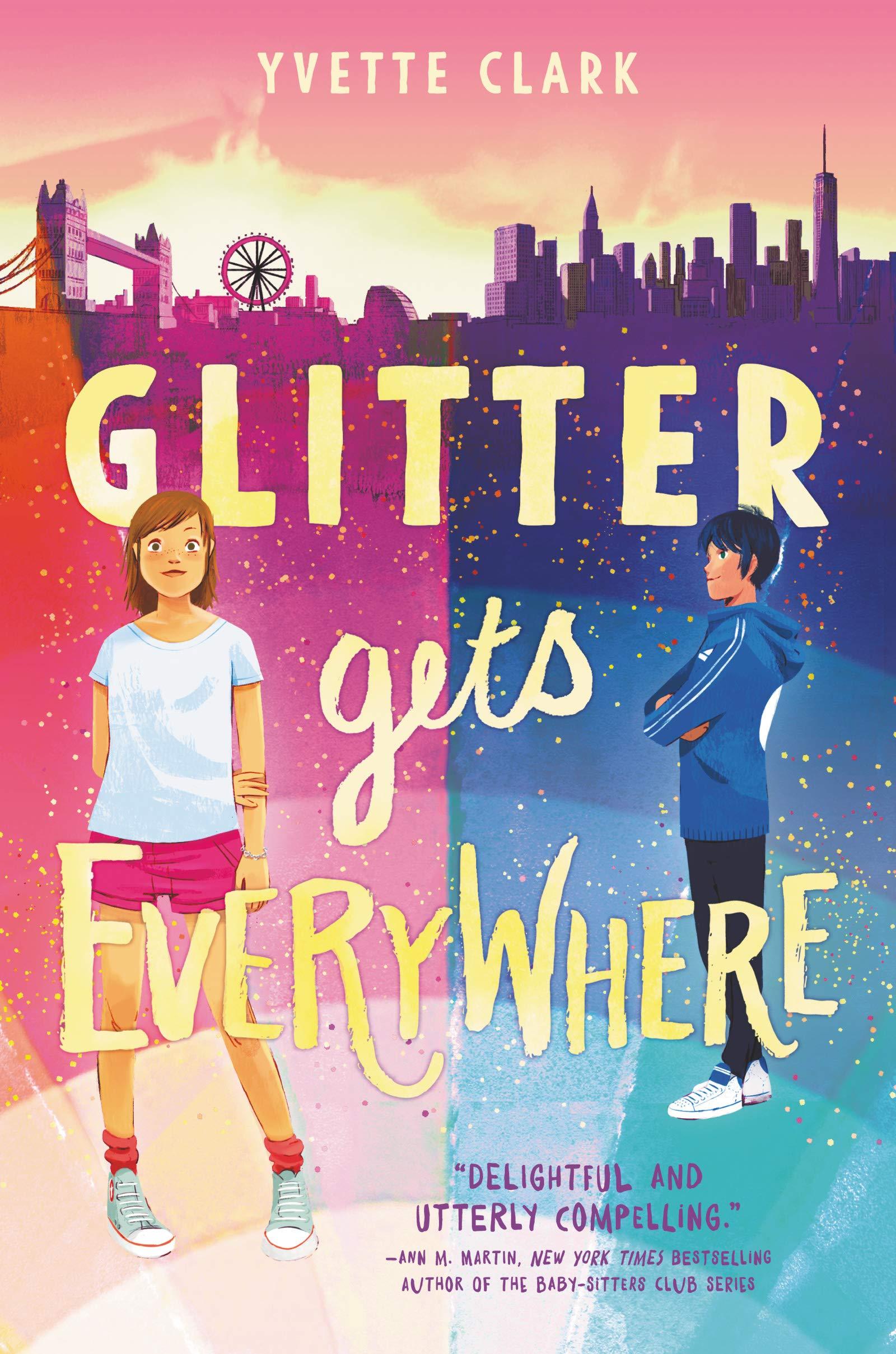 Glitter Gets Everywhere: Clark, Yvette: 9780063034488: Amazon.com: Books