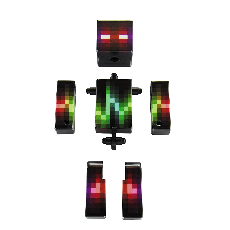 4 Inch Custom Series Figurines EnderToys DJ Amplitude Action Figure Toy
