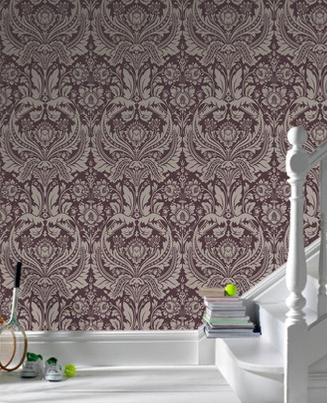 Damson Graham /& Brown 50-185 Desire Wallpaper