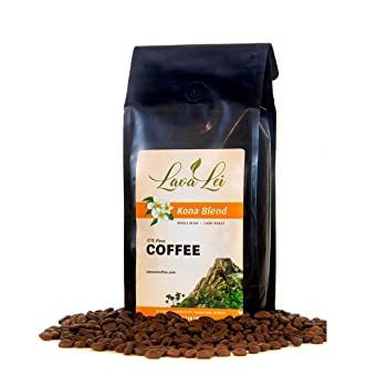 Lave Lei Light Blend Kona Coffee