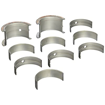Clevite MS-909P Engine Crankshaft Main Bearing Set: Automotive