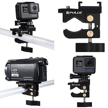 support de caméra - guidon tige de selle support de poteau de vélo pour  GoPro fusion 5511311abc31