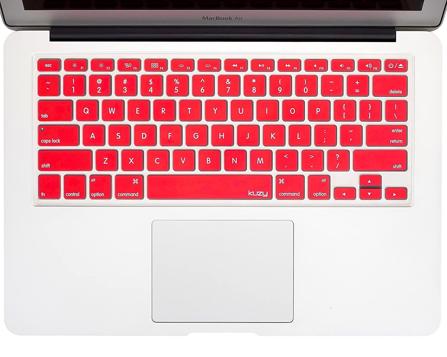 iMac and MacBook Air 13 with or w//out Retina Display Kuzy Newest Rainbow Keyboard Cover Silicone Skin for MacBook Pro 13 15 17 Newest Rainbow
