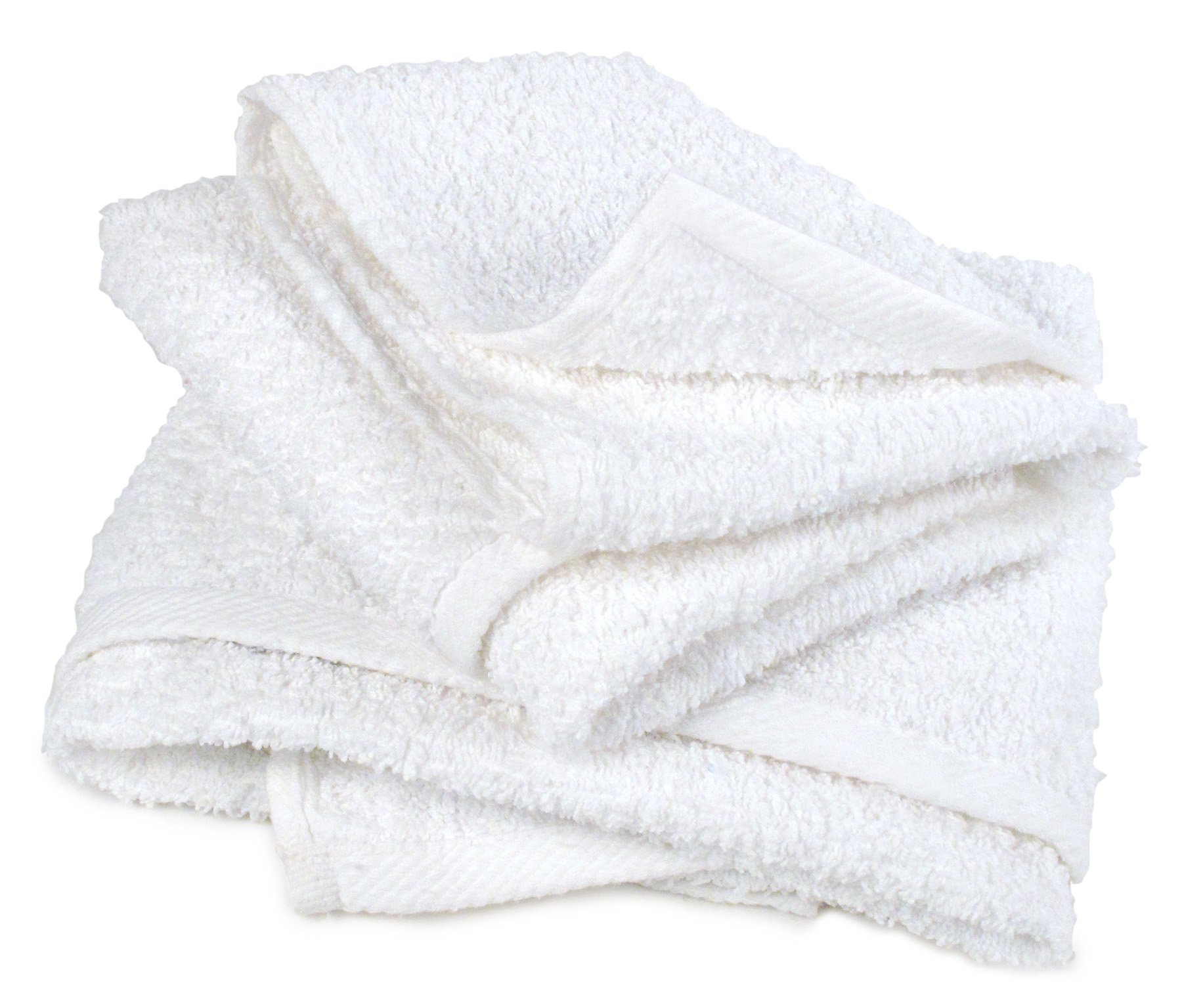 Pro-Clean Basics A51766 Ribbed Bar Towel, 16'' x 19'' (Pack of 12)