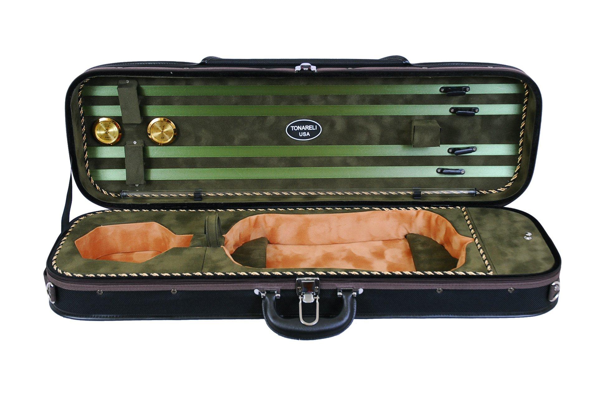 Regent Violin Hard Case by Tonareli