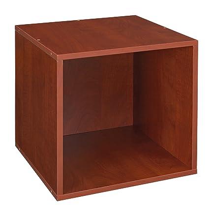Niche Cubo Modular Storage Cube- Cherry  sc 1 st  Amazon.com & Amazon.com: Niche Cubo Modular Storage Cube- Cherry: Kitchen u0026 Dining