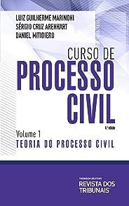 Curso de Processo Civil:  Teoria do Processo Civil