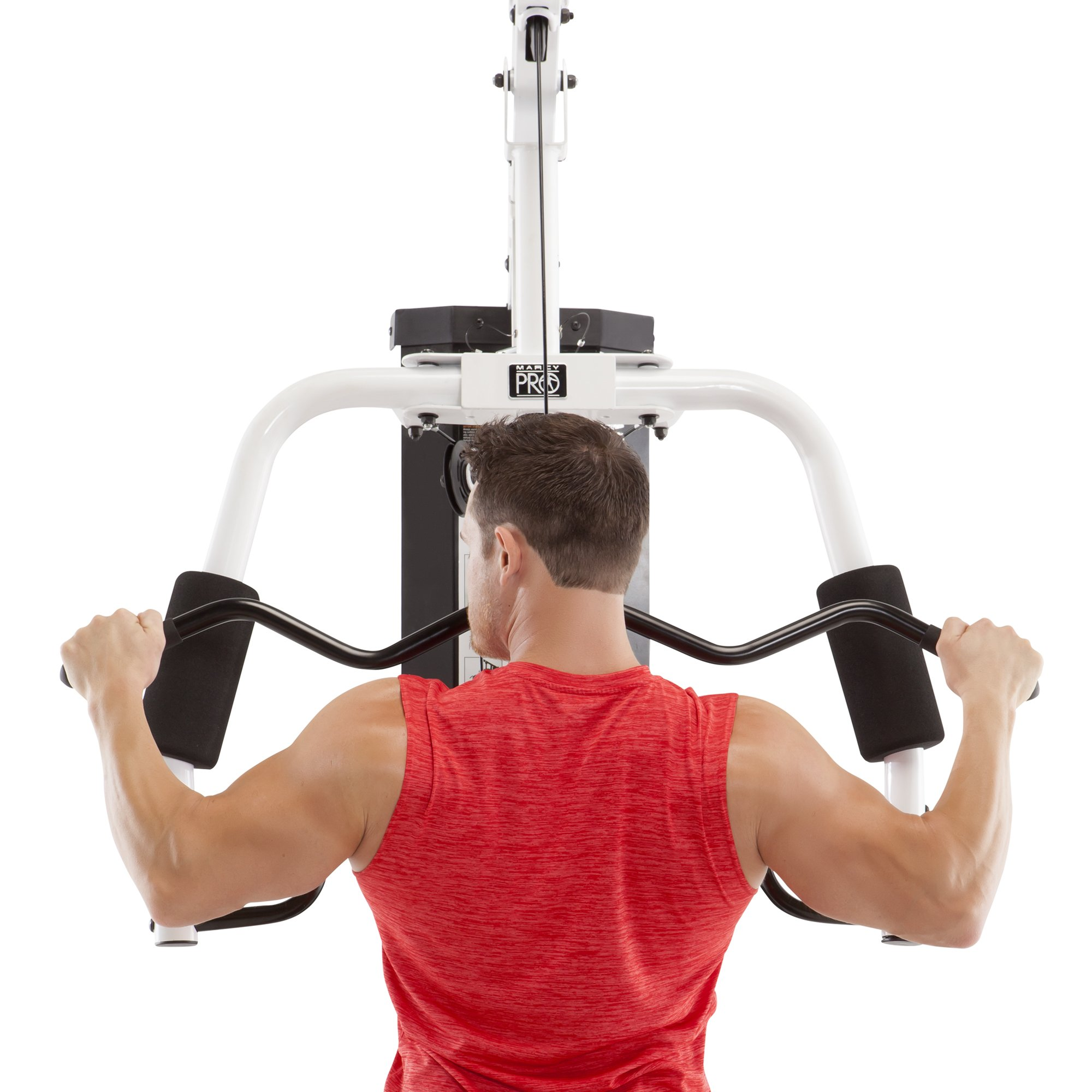 Marcy 150-Pound Stack Home Gym by Marcy (Image #4)