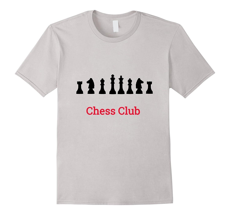 4bd84d30 Chess Club T Shirt-TD – Teedep
