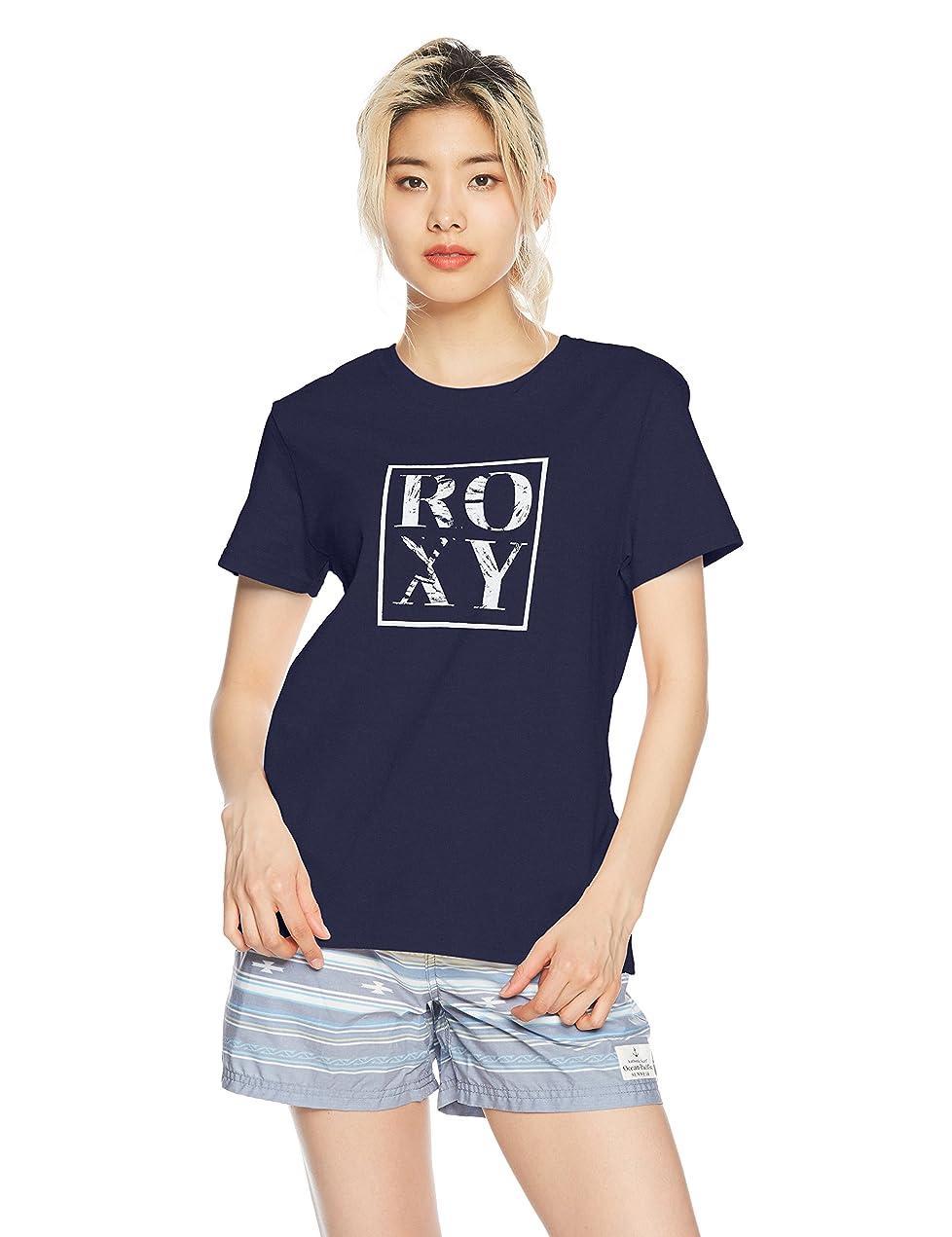 効果的にインディカアーティスト[ロキシー] 長袖Tシャツ MAY BE TODAY RLT184036 [レディース]