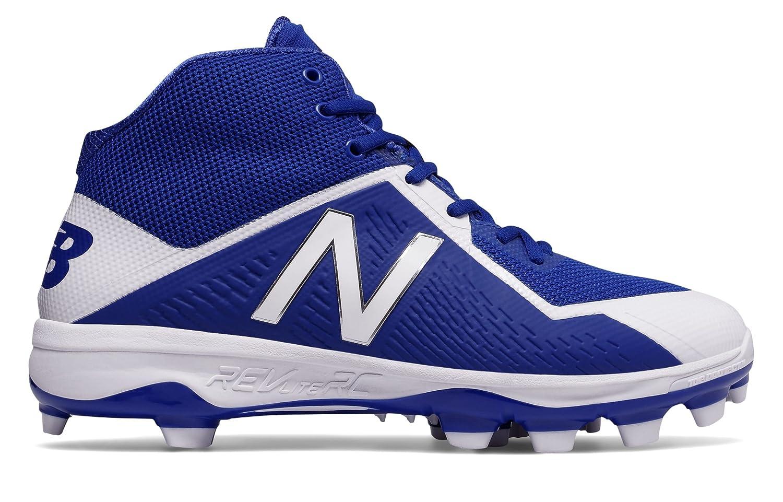 (ニューバランス) New Balance 靴シューズ メンズ野球 Mid-Cut TPU 4040v4 Royal Blue with White ロイヤル ブルー ホワイト US 10 (28cm) B074YRTCPF