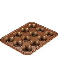Amazon Com Muffin Amp Cupcake Pans Home Amp Kitchen