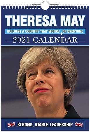 2021 Wall Calendar //// Funny//Quirky//Christmas//Birthday//Gift Idea//Present//Novelty//Humour//Secret Santa//Year Planner//Office Gift Ian Beale