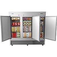 Amazon Los más vendidos: Mejor Congeladores de Alimentos