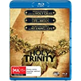 3 Movie Collection - Monty Python Trilogy Holy Grail / Life of Brian / Meaning of Life Blu-ray Box Set