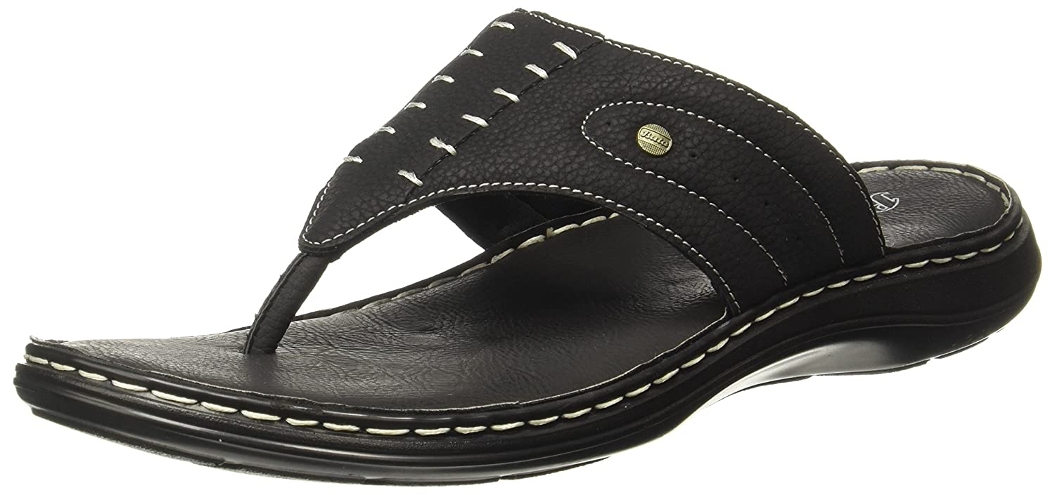 aaa6d6b5988506 BATA Men s Terrance Cushion Hawaii Thong Sandals  Buy Online at Low Prices  in India - Amazon.in