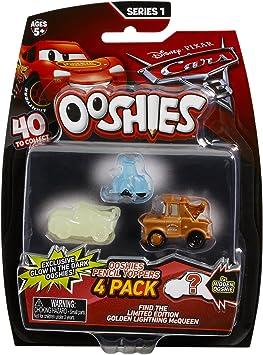 Ooshies Cars Asst - Pack de 4 Unidades: Amazon.es: Juguetes y juegos