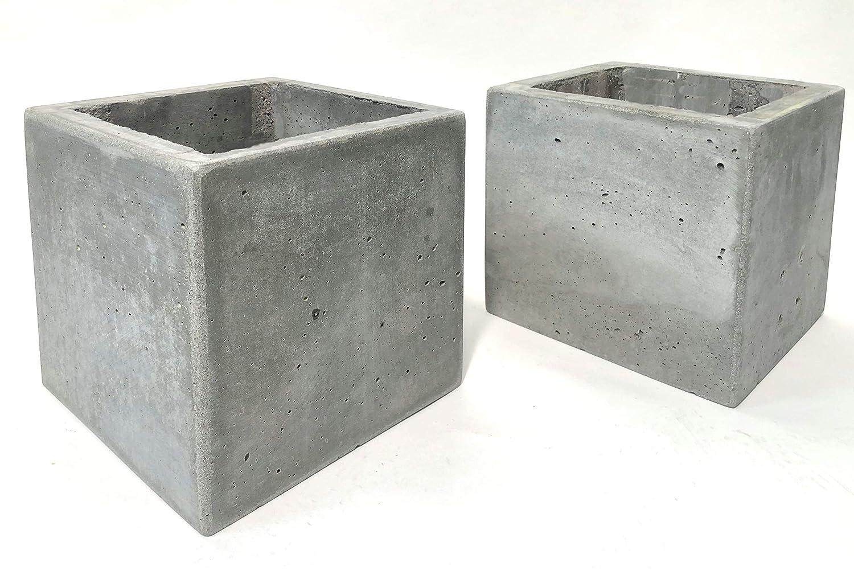 Amazon Com Concrete Planter Box Handmade