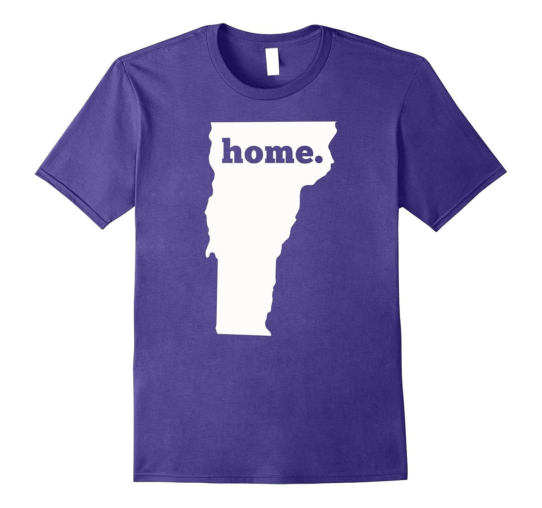 Vermont Home T-Shirt-Vaci