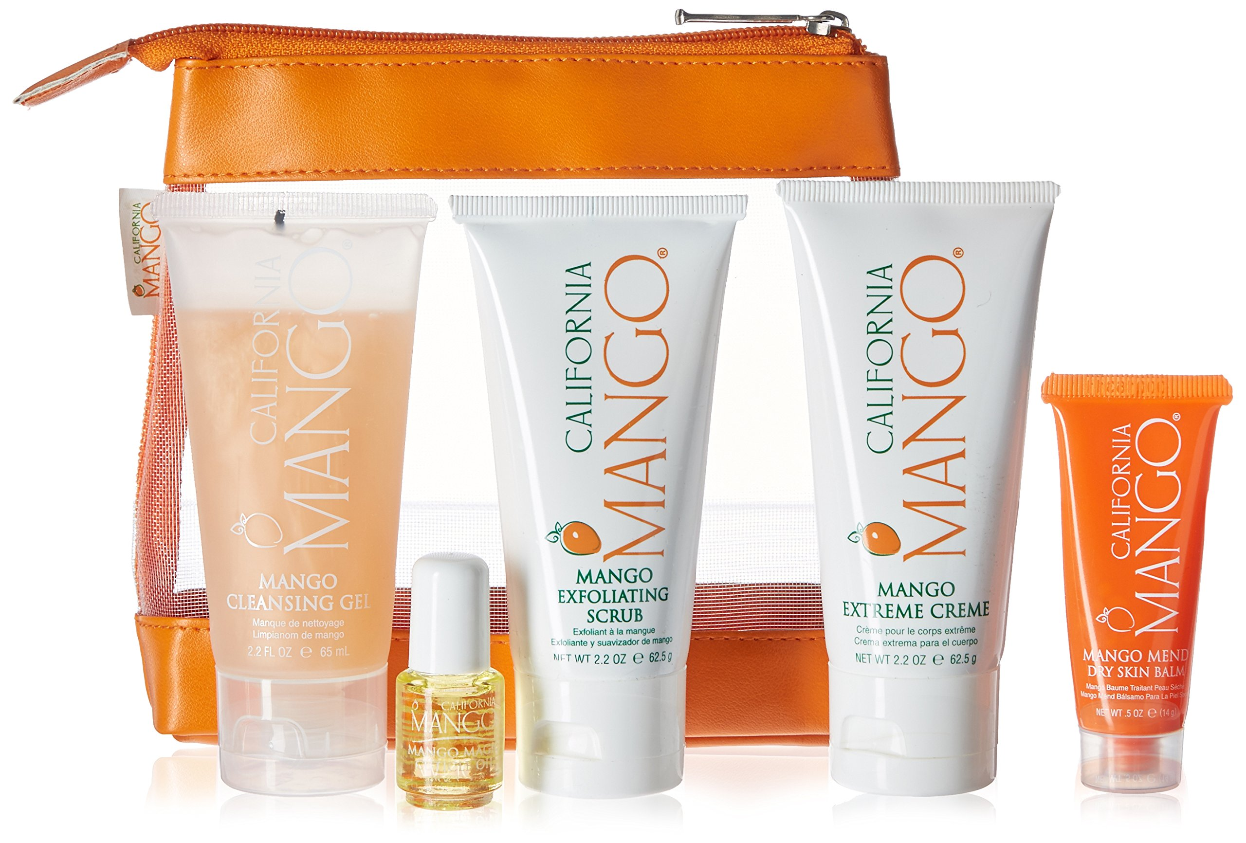 California Mango To Go Travel Kit, Extra-Dry