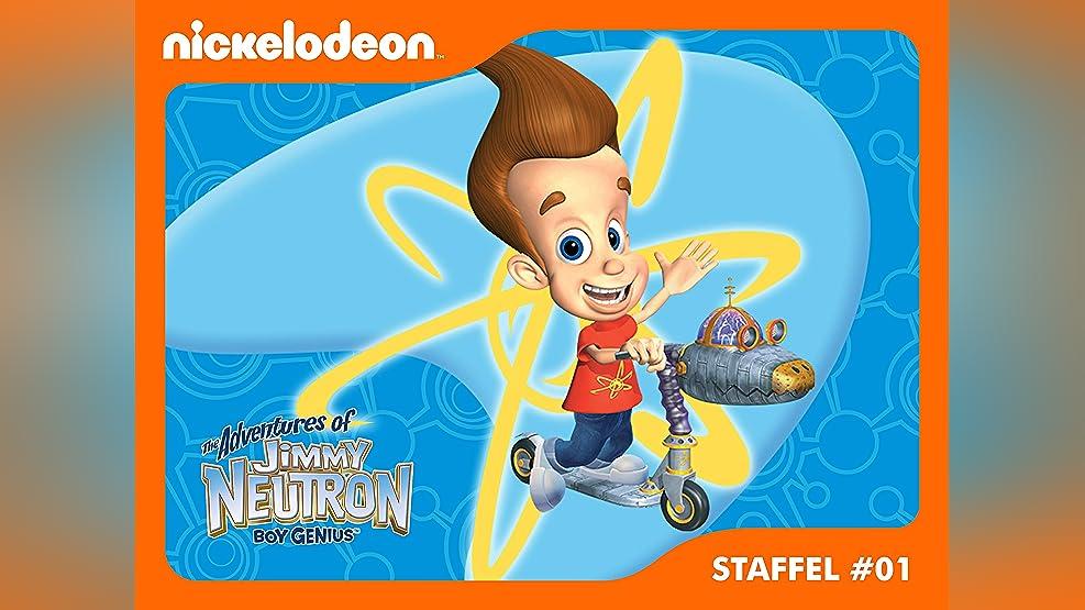Jimmy Neutron - Staffel 1