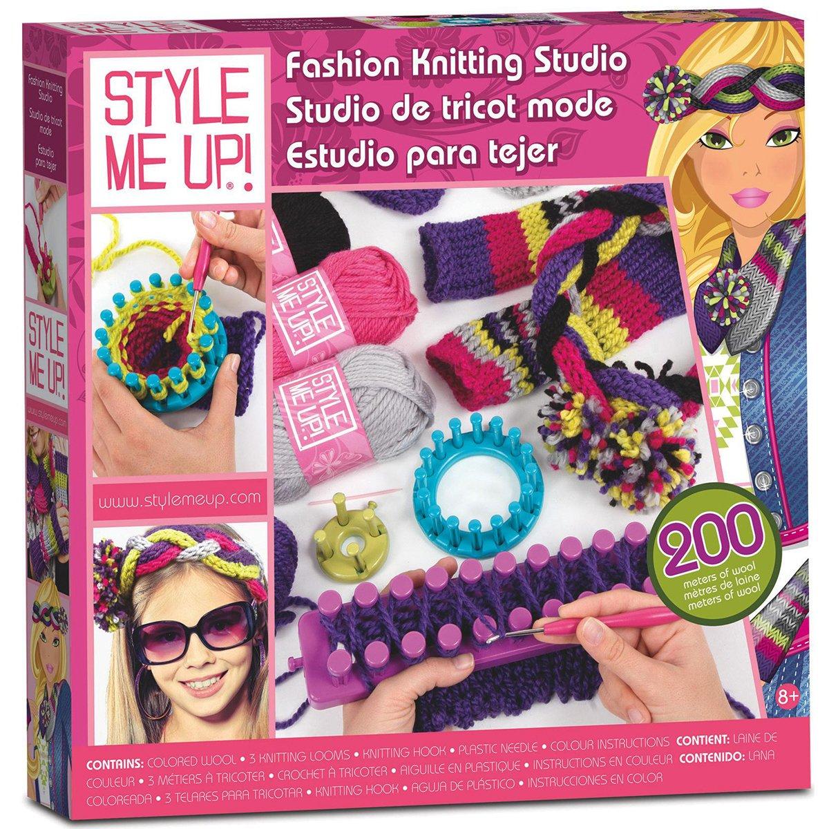 Style Me Up Fashion Knitting Studio