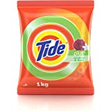 Tide Plus Jasmine and Rose Detergent Powder - 1 kg Pack