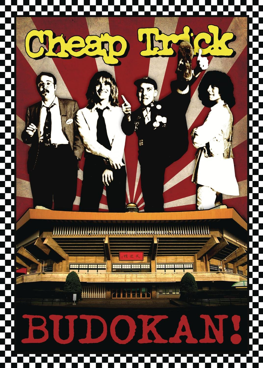 Budokan! 30th Anniversary DVD +3 CD's by Epic