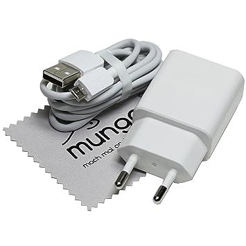 Cargador para Original Huawei HW-050200E01 2A + Cable de ...