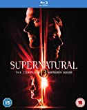 Supernatural: Season 13 [Blu-ray] [2018]
