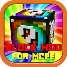 Mods : Super Block Mod for MCPE