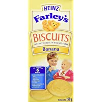 HEINZ FARLEY'S Rusks - Banana 150G x 6