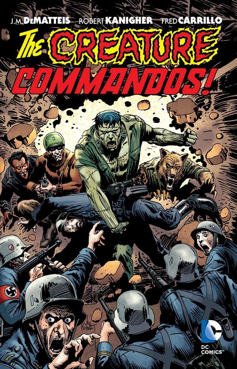 Read Online Creature Commandos pdf