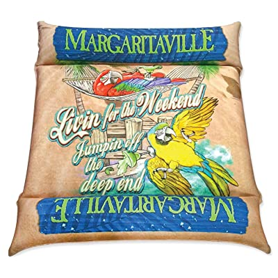 Margaritaville Double Pool Float : Sports & Outdoors