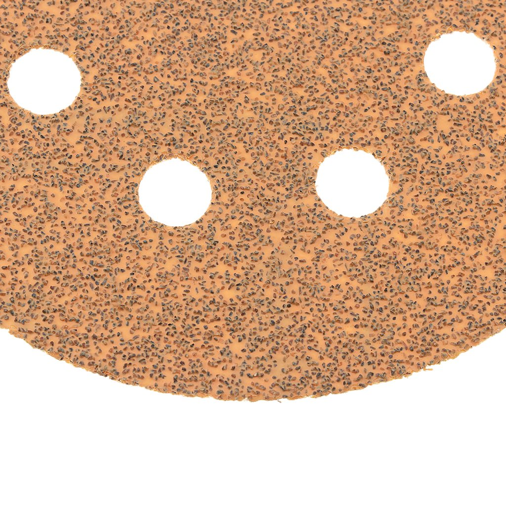Polierscheibe Schleifscheibe mit 8 L/öcher zum schleifen und polieren von Naturstein Marmor 400 Grit f/ür alle Handmaschinen Glas Homyl 20pcs Diamant Schleifpad