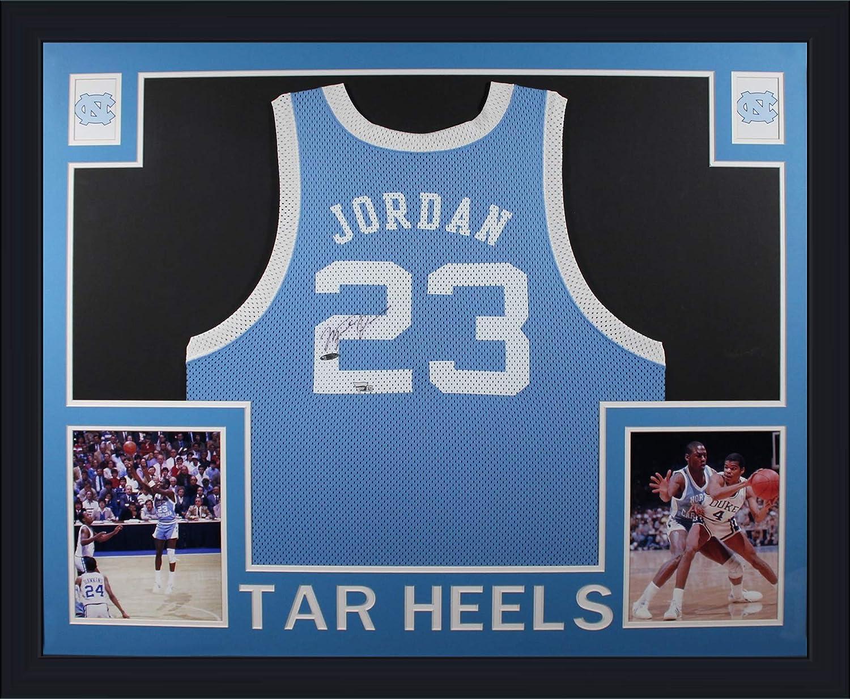 michael jordan authentic north carolina jersey