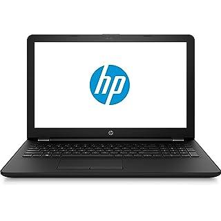 HP 15 BW098AU 2018 15.6-inch Laptop (7th Gen E2-9000e/4GB/1TB/DOS/Integrated Graphics), Jet Black Laptops