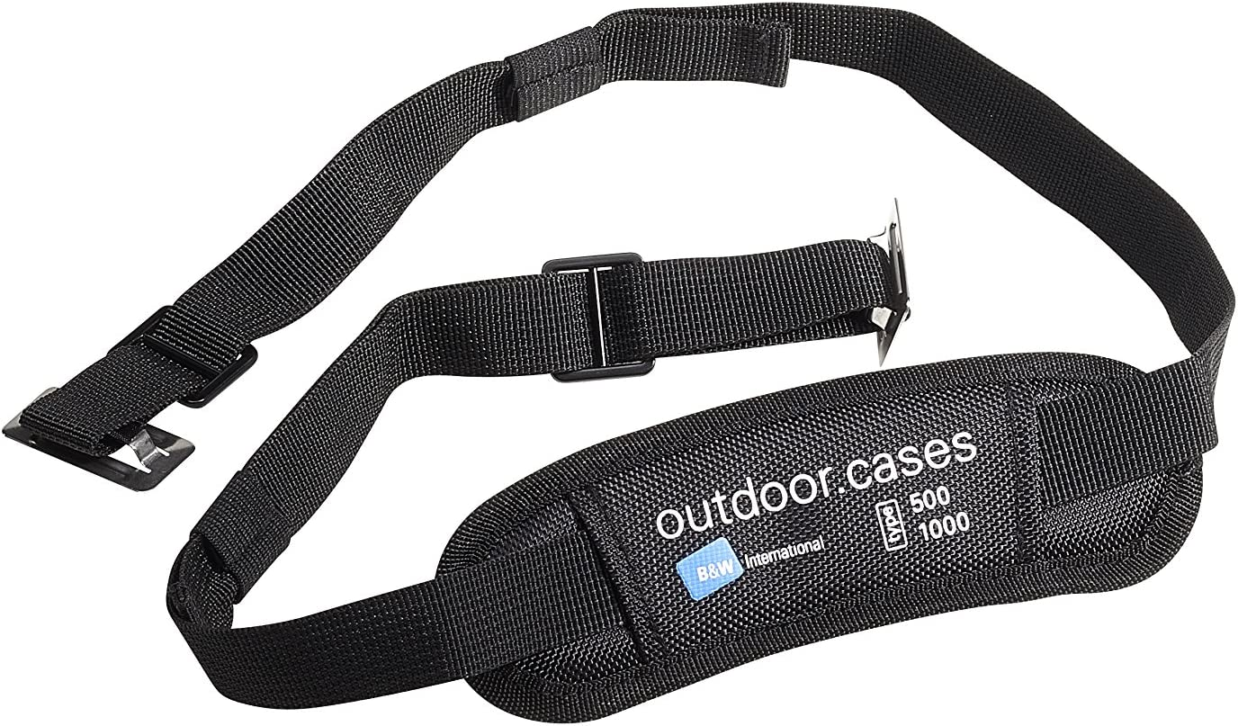 Type 500 and 1000 Carrying Strap, Black