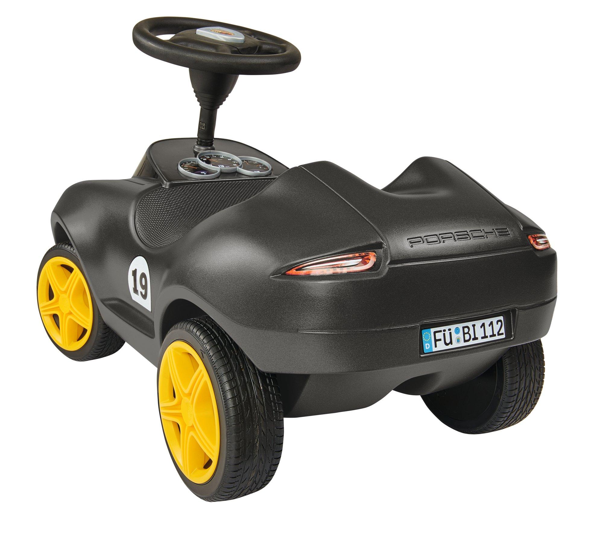 BIG Baby Porsche Ride-On Vehicle by BIG Spielwarenfabrik (Image #3)