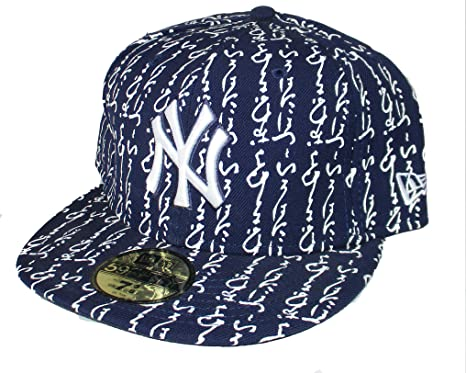 0896890e4e8 Image Unavailable. Image not available for. Color  New York Yankees Fitted  ...