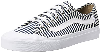 vans striped shoes