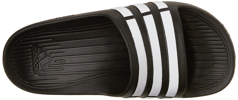 wholesale dealer 868b1 c2ba1 Amazon.com  adidas Performance Kids Duramo Slide Sandal (ToddlerLittle  KidBig Kid)  Sneakers
