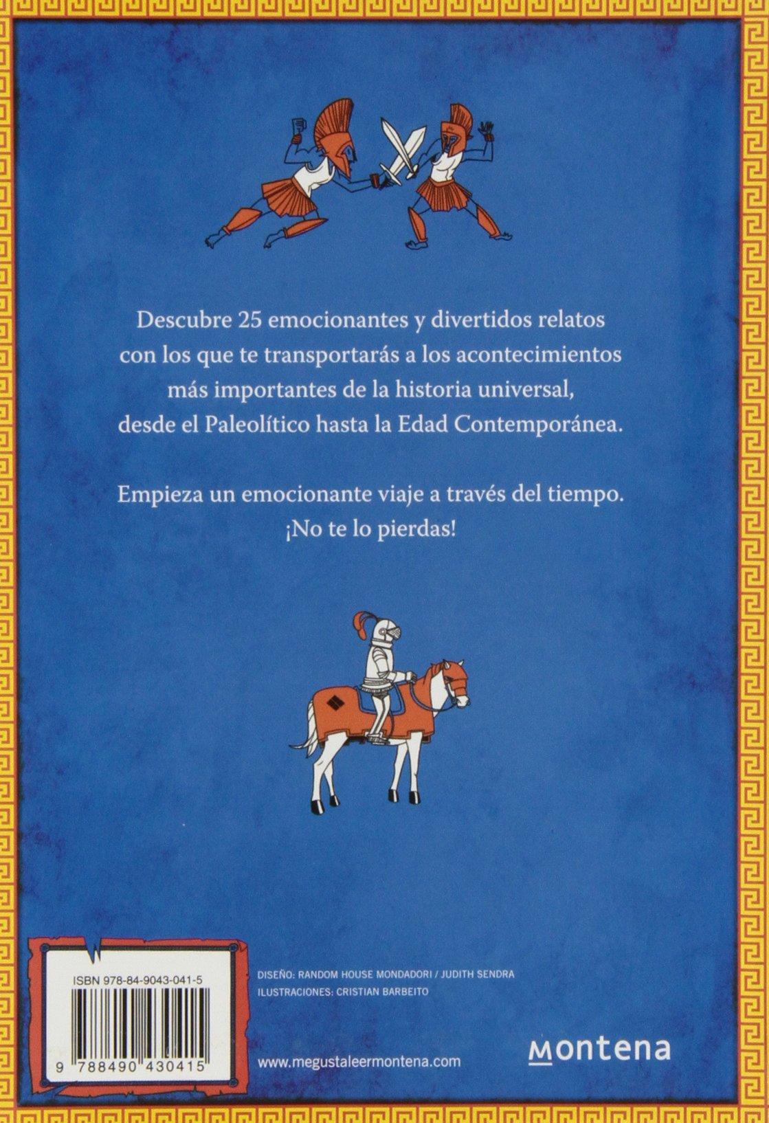 La historia del mundo en 25 historias No ficción ilustrados: Amazon.es:  Javier Alonso López: Libros